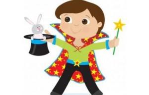 5 trucos de magia infantil sencillos