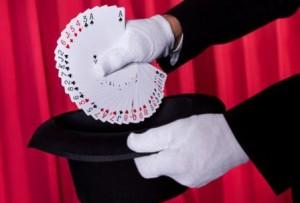 Cómo hacer magia en 5 pasos sencillos
