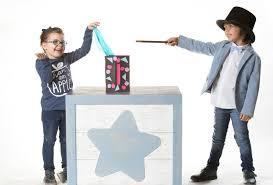 Pequeño mago cursos de magia para niños