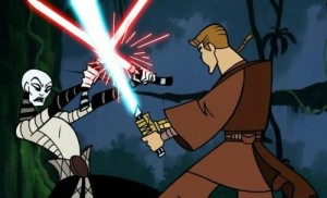 animacion-de-star-wars