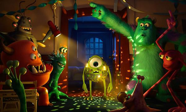 Los 5 monstruos infantiles mas famosos del cine.