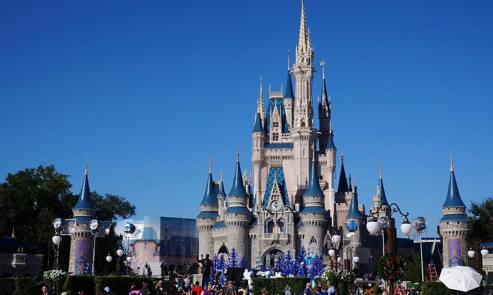 Parques Disney en el mundo