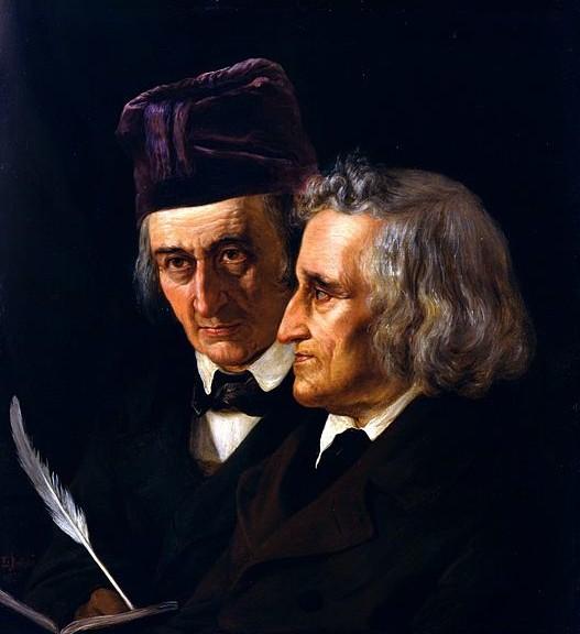 Quiénes eran los hermanos Grimm