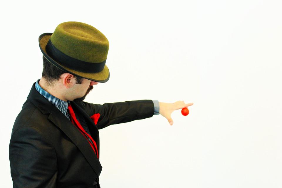 5 trucos de magia con apariciones