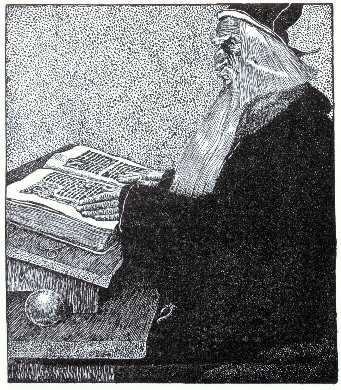 La historia de Merlín el mago-imagen