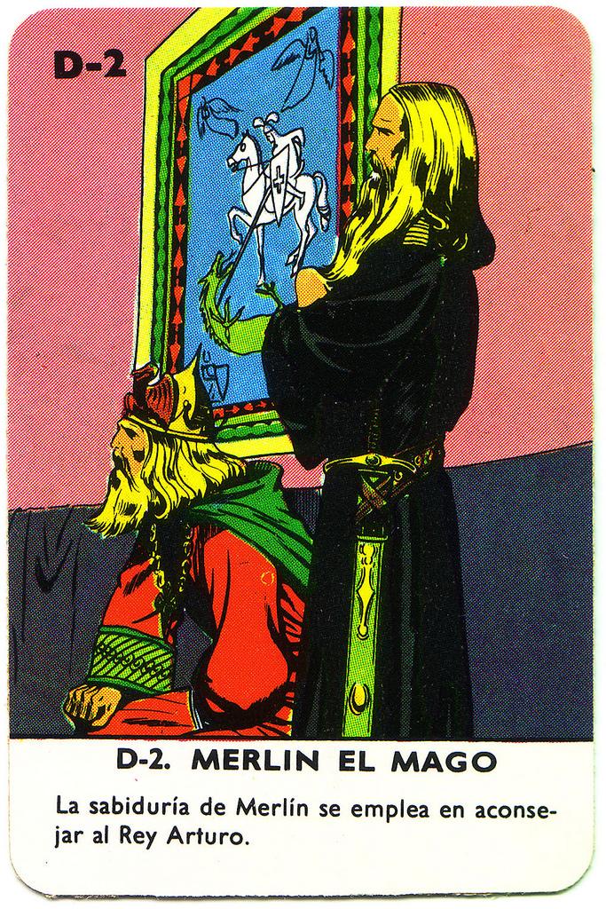 Otras versiones de la historia de Merlín el mago