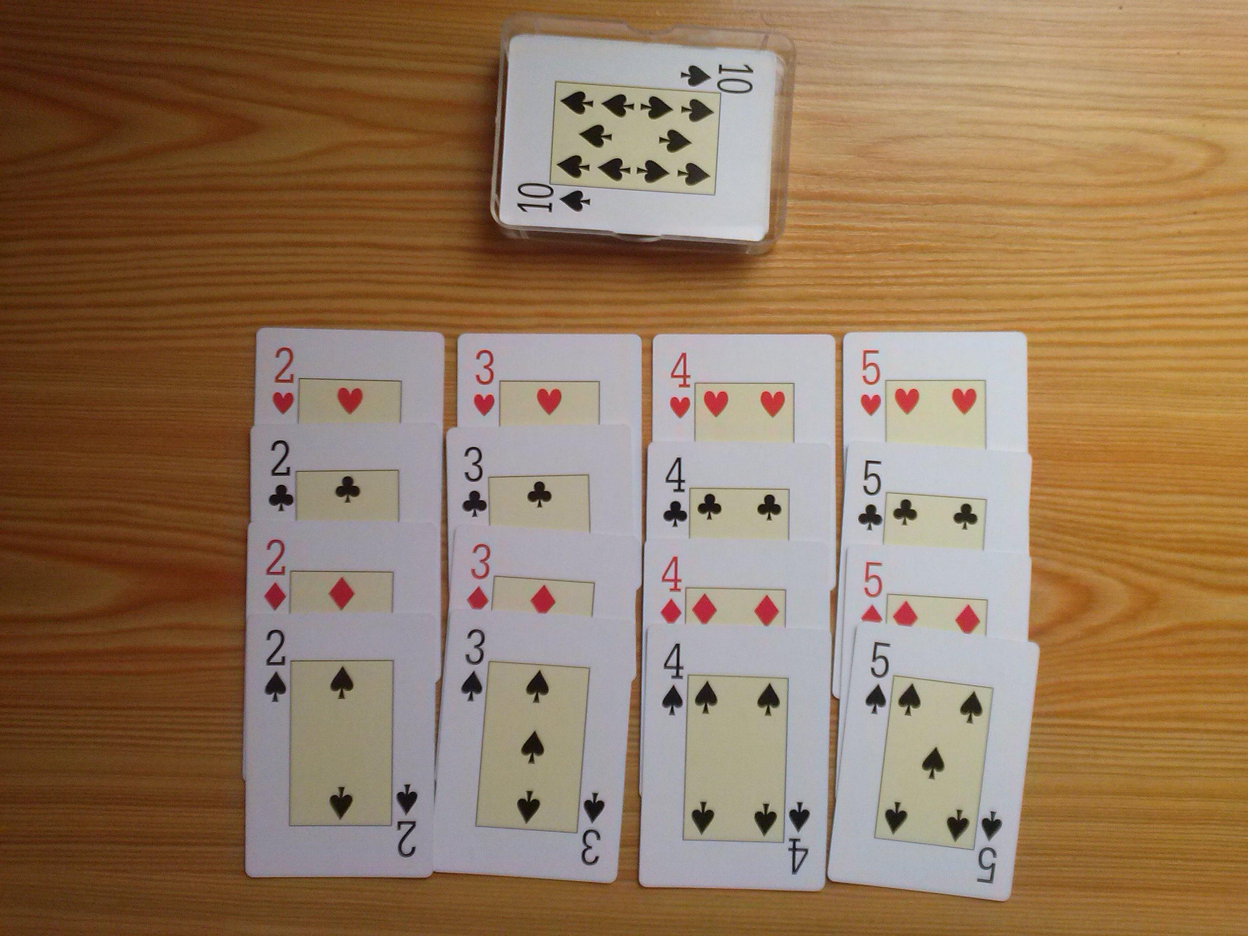 Los mejores 5 trucos de magia sencillos con cartas