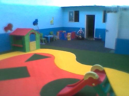 Parques infantiles cubiertos