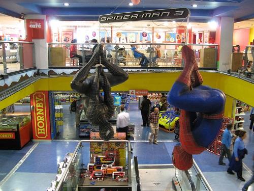 Tiendas de juguetes baratas